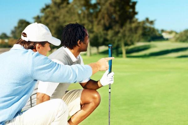 golflessen golfles dag