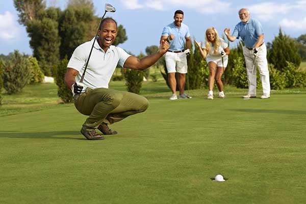 golflessen golfles 3 dagen